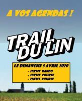 Affiche trail 2020 projet
